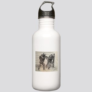 Police Tactics Stainless Water Bottle 1.0L