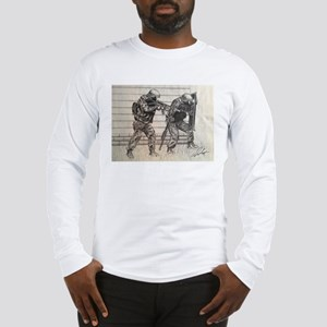 Police Tactics Long Sleeve T-Shirt