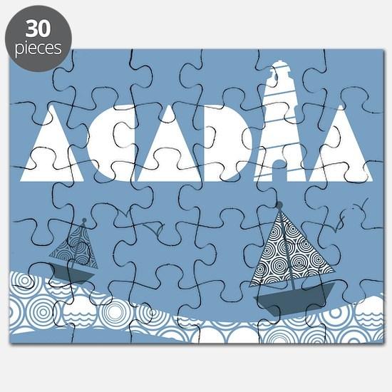 Acadia National Park Puzzle