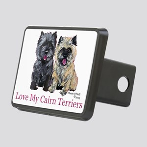 Love my Cairn Terriers Hitch Cover