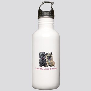 Love my Cairn Terriers Water Bottle
