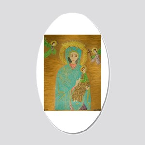 Our Lady of Perpetual Help Wall Decal