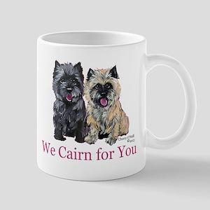 Cairn Terrier Valentine Mug