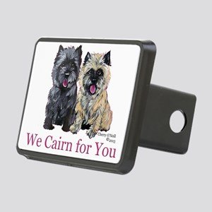 Cairn Terrier Valentine Hitch Cover