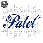 Patel name (blue) Puzzle