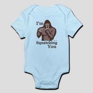 I'm Squatching You Body Suit