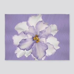 Opulent Orchid 5'x7'Area Rug