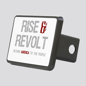 Rise & Revolt Return America To People Hitch Cover