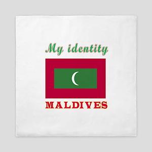 My Identity Maldives Queen Duvet