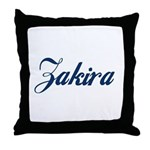 Zakira Throw Pillow
