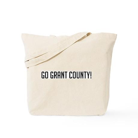 Go Grant County Tote Bag