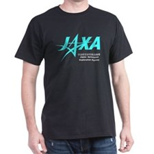 JAXA Logo Dark T-Shirt