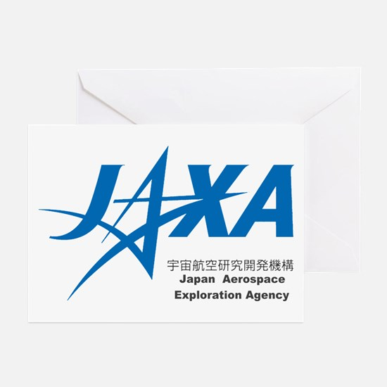 JAXA Logo Greeting Cards (Pk of 10)