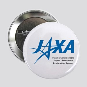 "JAXA Logo 2.25"" Button"