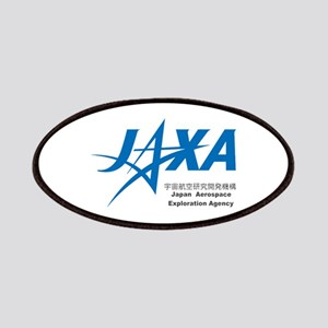 JAXA Logo Patch