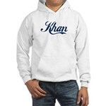 Khan (blue) Jumper Hoody