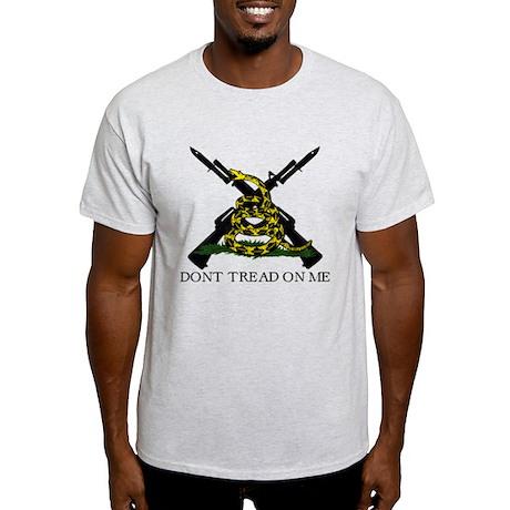 Gadsden Crossed Rifle Shirt T-Shirt
