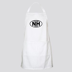 New Hampshire Live Free or Die Apron