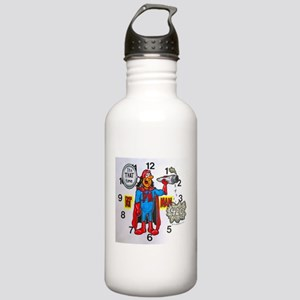 time for potman Stainless Water Bottle 1.0L