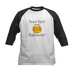 Twins First Halloween Kids Baseball Jersey