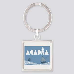 Acadia National Park Keychains