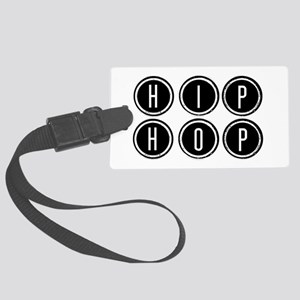 Hip Hop Large Luggage Tag