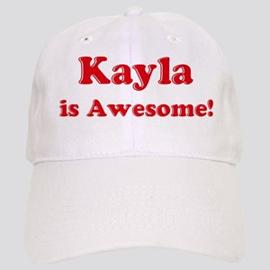 Kayla is Awesome Cap
