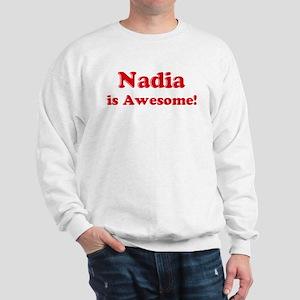 Nadia is Awesome Sweatshirt