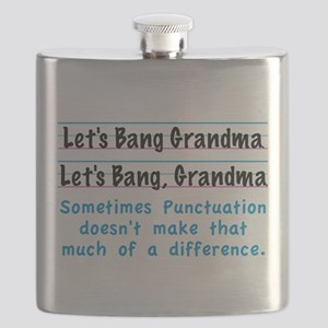 Punctuation Flask
