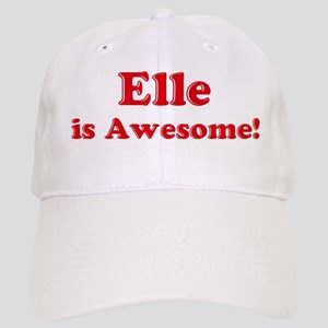 Elle is Awesome Cap