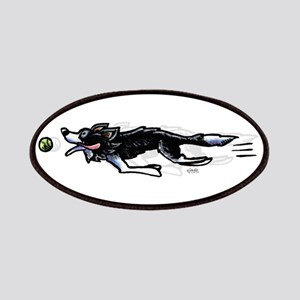 Border Collie Action Patches