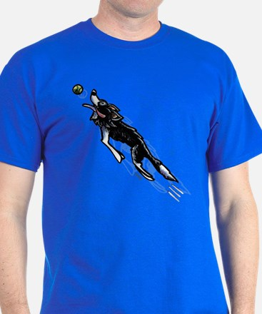 Border Collie Action T-Shirt