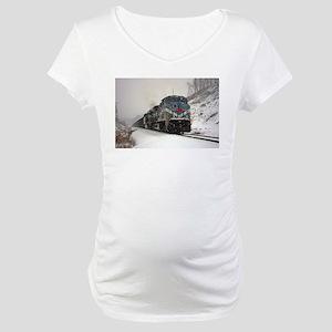 "The Big ""M"" Maternity T-Shirt"