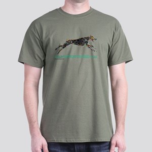 Doberman Pinscher the real deal Dark T-Shirt