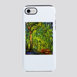 Claude Monet Weeping Willow iPhone 7 Tough Case