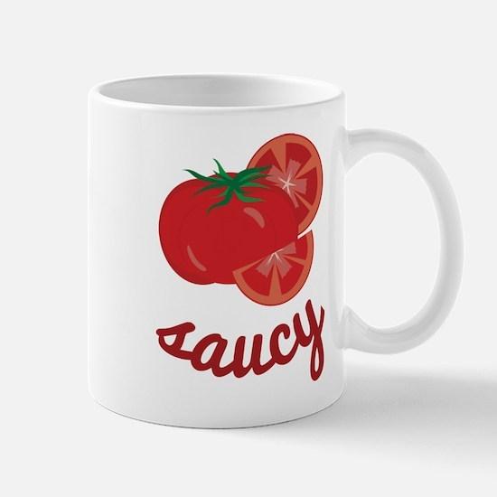 Saucy Mug