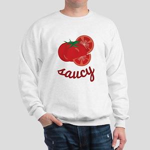 Saucy Sweatshirt