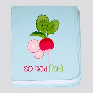 So Rad(ish) baby blanket