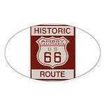 Amboy Route 66 Sticker