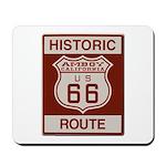 Amboy Route 66 Mousepad