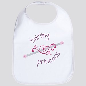 Twirling Princess Bib