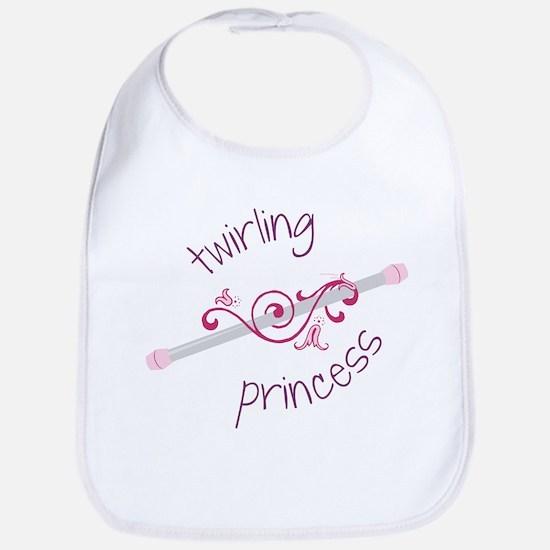 Twirling Princess Bib
