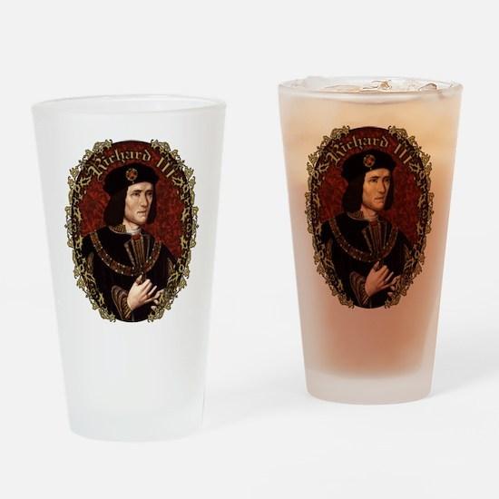 Richard III Drinking Glass