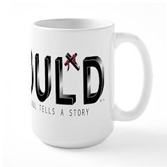 SOUL'D Logo Large Mug