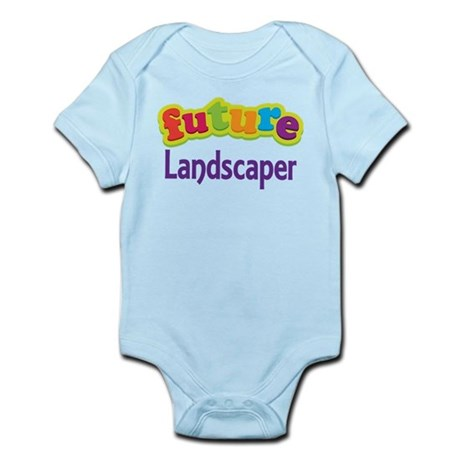 Future Landscaper Infant Bodysuit