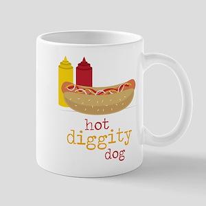 Hot Diggity Mug