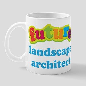 Future Landscape Architect Mug