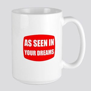 As Seen In Dreams Mug