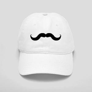 Mustache Cap