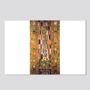 Gustav Klimt End of the Wall Postcards (Package of